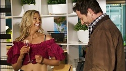 Amy Greenwood, Shane Rebecchi in Neighbours Episode 8530