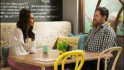 Dipi Rebecchi, Shane Rebecchi in Neighbours Episode 8531