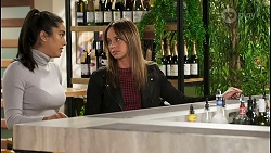Yashvi Rebecchi, Bea Nilsson in Neighbours Episode 8531