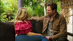 Amy Greenwood, Shane Rebecchi in Neighbours Episode 8531