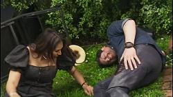 Dipi Rebecchi, Shane Rebecchi in Neighbours Episode 8534