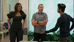 Dipi Rebecchi, Toadie Rebecchi, Jay Rebecchi in Neighbours Episode 8534