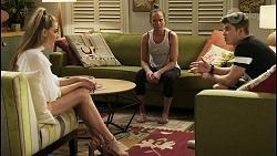 Chloe Brennan, Bea Nilsson, Hendrix Greyson in Neighbours Episode 8534