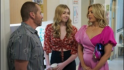 Toadie Rebecchi, Mackenzie Hargreaves, Amy Greenwood in Neighbours Episode 8534