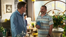 Kyle Canning, Toadie Rebecchi in Neighbours Episode 8536
