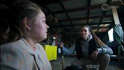 Harlow Robinson, Natasha Leighton in Neighbours Episode 8536