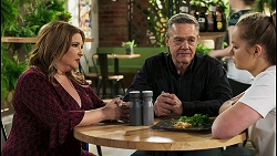 Terese Willis, Paul Robinson, Harlow Robinson in Neighbours Episode 8536