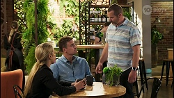 Roxy Willis, Kyle Canning, Toadie Rebecchi in Neighbours Episode 8537