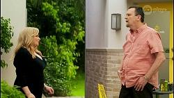 Sheila Canning, Des Clarke in Neighbours Episode 8537