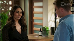 Dipi Rebecchi, Kyle Canning in Neighbours Episode 8537