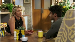 Amy Greenwood, Jay Rebecchi in Neighbours Episode 8537