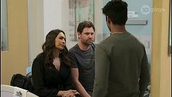 Dipi Rebecchi, Shane Rebecchi, Jay Rebecchi in Neighbours Episode 8537