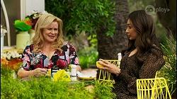 Sheila Canning, Dipi Rebecchi in Neighbours Episode 8540