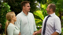 Roxy Willis, Kyle Canning, Toadie Rebecchi in Neighbours Episode 8540