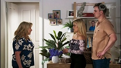 Sheila Canning, Roxy Willis, Kyle Canning in Neighbours Episode 8542