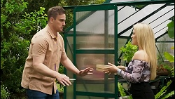 Kyle Canning, Roxy Willis in Neighbours Episode 8542