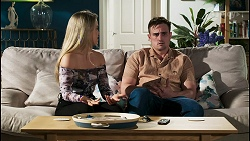 Roxy Willis, Kyle Canning in Neighbours Episode 8542