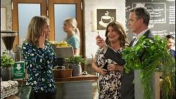 Jane Harris, Terese Willis, Paul Robinson in Neighbours Episode 8543