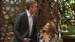 Paul Robinson, Terese Willis in Neighbours Episode 8543