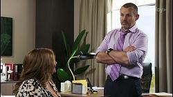 Terese Willis, Toadie Rebecchi in Neighbours Episode 8543