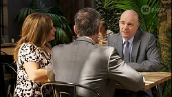 Terese Willis, Paul Robinson, Tim Collins in Neighbours Episode 8544