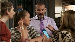 Mackenzie Hargreaves, Harlow Robinson, Toadie Rebecchi, Terese Willis in Neighbours Episode 8544