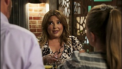 Toadie Rebecchi, Terese Willis, Harlow Robinson in Neighbours Episode 8544