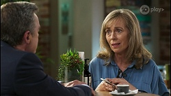 Paul Robinson, Jane Harris in Neighbours Episode 8544