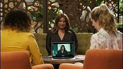 Jacinta Hay, Terese Willis, Mackenzie Hargreaves in Neighbours Episode 8544