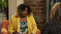 Jacinta Hay, Terese Willis in Neighbours Episode 8544