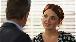 Paul Robinson, Nicolette Stone in Neighbours Episode 8545