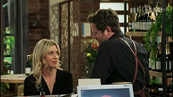 Amy Greenwood, Shane Rebecchi in Neighbours Episode 8545