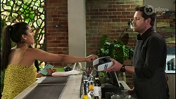 Yashvi Rebecchi, Shane Rebecchi in Neighbours Episode 8545