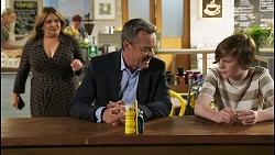 Terese Willis, Paul Robinson, Emmett Donaldson in Neighbours Episode 8545