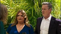 Jane Harris, Terese Willis, Paul Robinson in Neighbours Episode 8546