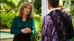 Jane Harris, Paul Robinson, Terese Willis in Neighbours Episode 8546