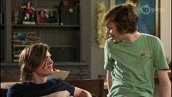 Brent Colefax, Emmett Donaldson in Neighbours Episode 8546