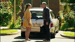 Harlow Robinson, Karl Kennedy in Neighbours Episode 8547