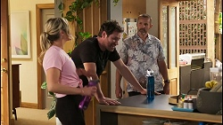 Amy Greenwood, Shane Rebecchi, Toadie Rebecchi in Neighbours Episode 8548