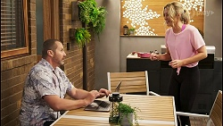 Toadie Rebecchi, Amy Greenwood in Neighbours Episode 8548