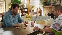 Shane Rebecchi, Toadie Rebecchi in Neighbours Episode 8549