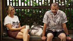 Amy Greenwood, Toadie Rebecchi in Neighbours Episode 8549