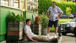 Kyle Canning, Toadie Rebecchi in Neighbours Episode 8549