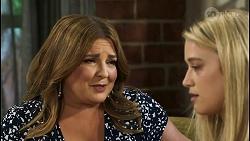 Terese Willis, Roxy Willis in Neighbours Episode 8549