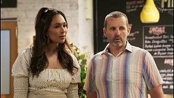 Dipi Rebecchi, Toadie Rebecchi in Neighbours Episode 8550