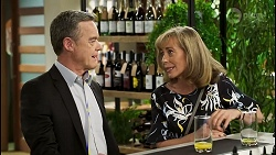 Paul Robinson, Jane Harris in Neighbours Episode 8550