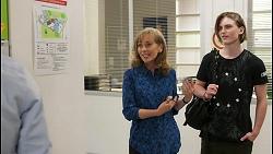 Hendrix Greyson, Jane Harris, Brent Colefax in Neighbours Episode 8552