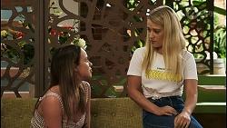 Bea Nilsson, Roxy Willis in Neighbours Episode 8552