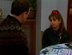 Philip Martin, Hannah Martin in Neighbours Episode 1753