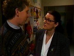Peter Knotts, Dorothy Burke in Neighbours Episode 1753